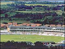 Durham's Riverside ground