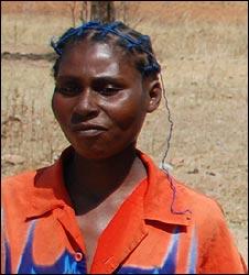 Zimbabwean Siziwe [Pic: Matthew Cochrane - IFRC]