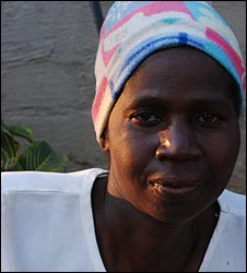 Zimbabwean Tendai [Pic: Matthew Cochrane - IFRC]