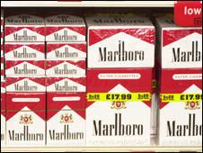Where to buy American cigarettes State Express in Alaska