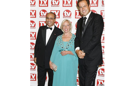 Theo Paphitis, Deborah Meaden and Peter Jones