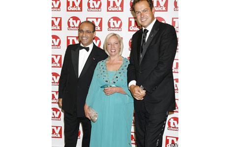 Theo Paphitis, Deborah Meaden and Peter Jones