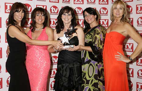 The presenters of Loose Women