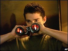 Shia LeBeouf in Disturbia