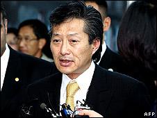 Choi Jung-hwa in Seoul