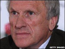 Gloucester chairman Tom Walkinshaw