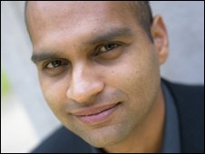 Aravind Adiga. Credit Mark Pringle