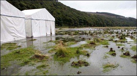 Waterlogged Lugalla - LHP/PA Wire