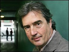 Sebastian Barry. Credit The Irish Times