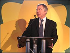 Ieuan Wyn Jones, Plaid Cymru leader