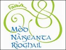 Falkirk Mod logo