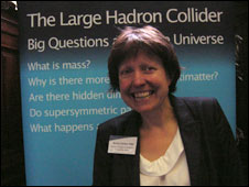 Becky Parker, Head of Physics at the Simon Langton Grammar School