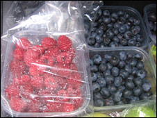 Dumfries and Galloway fruit