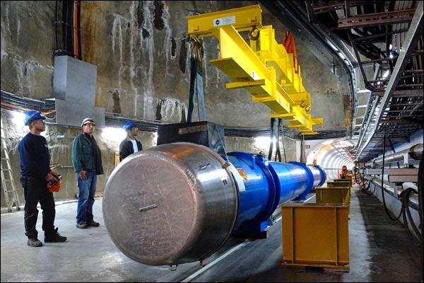 جهاز مغناطيس ضخم ثنائي القطب