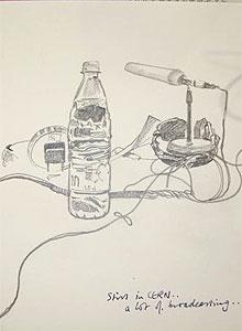 Sketch from Cern