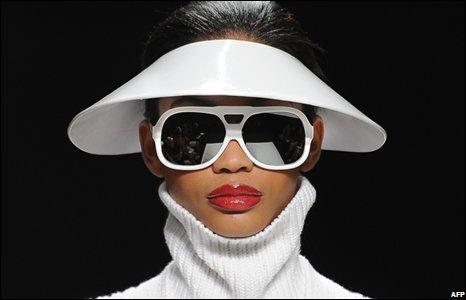 Model in New York, USA