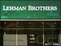 Oficinas de Lehman Brothers