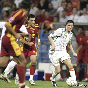 Robbie Keane, Republic of Ireland
