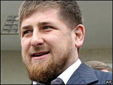 Ramzan Kadyrov (file)