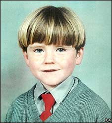 Oran Doherty, victim of the Omagh bombing