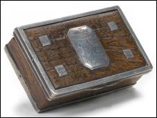 Oak Nelson box