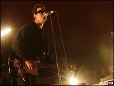 Glasvegas at the Reading Festival
