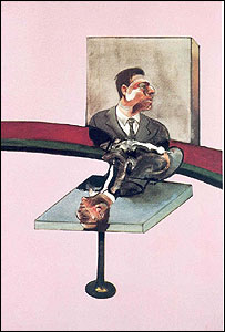 Painting by Francis Bacon