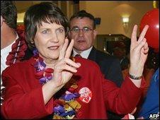 PM Helen Clark