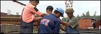 Таджикские рабочие