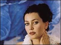 Сабина Гуццанти (фото с сайта артистки)