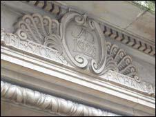 Birmingham's old stock exchange building