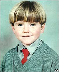 Omagh bomb victim Oran Doherty