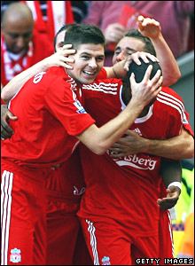 Steven Gerrard, Ryan Babel