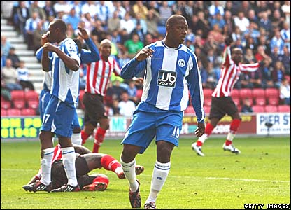 Titus Bramble (c), Wigan Athletic