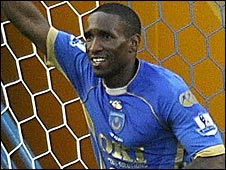 Jermain Defoe was the architect of a Portsmouth win over Middlesbrough