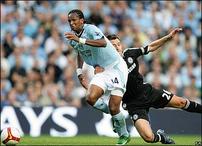 Joao Alves, Manchester City; John Terry, Chelsea