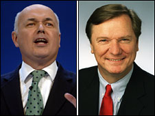 Iain Duncan Smith, Graham Allen