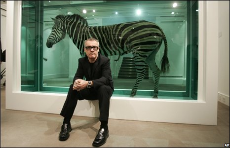 Damien Hirst and The Incredible Journey