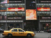 Lehman Brothers en Nueva York