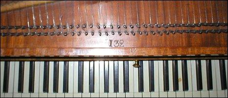 Kirkmann harpsichord, Kenny McAlpine