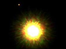 1RXS J160929.1-210524 and its planet (Gemini Observatory )