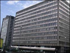 Lloyd House, West Midlands Police headquarters