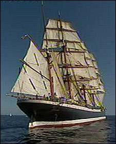 Falmouth Tall Ships Race