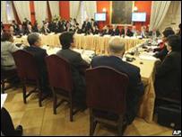 الاجتماع الطارئ لاتحاد دول أمريكا اللاتينية (يوناسور)