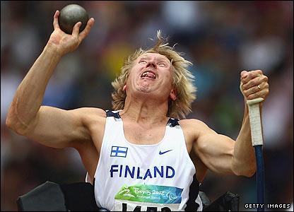 Markku Niinimaki of Finland