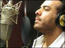 Lebanese musician Nicholas Saadeh Nakhleh