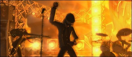 Guitar Hero screenshot, Activision