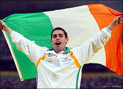 Ireland's Jason Smith