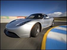 tesla roadster