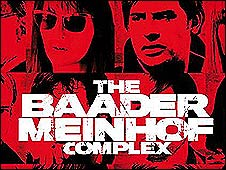 The Baader Meinhof Complex poster